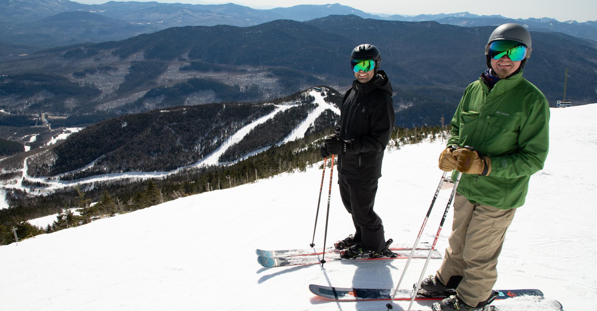 Погода в горах очень изменчива. Первая половина дня может быть ясной и теплой, а вторая – ветреной, со снегом и похолоданием на 5–10 °C