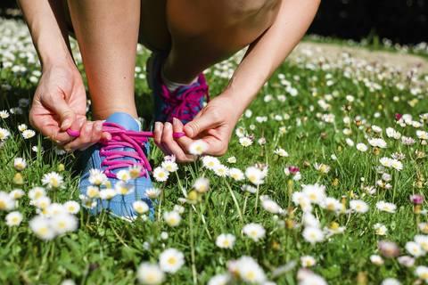 Весне – дорогу: выбираем кроссовки для бега