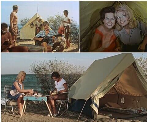 В поход! Какую палатку выбрать?