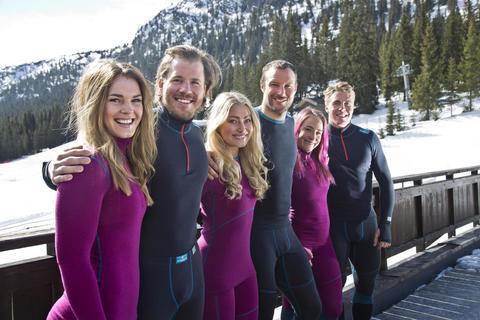 Как выбрать термобелье для катания на сноуборде и лыжах