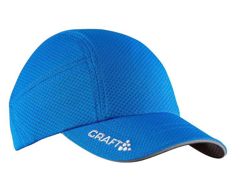 Craft Running Cap кепка для бега синяя