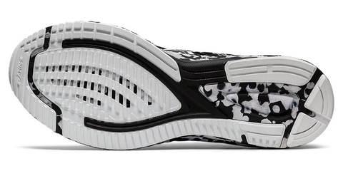 Asics Gel Noosa Tri 12 кроссовки для бега мужские черные-белые