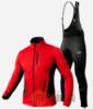 Victory Code Speed A2 Warm лыжный костюм унисекс red - 1
