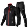 Victory Code Speed Up разминочный лыжный костюм черный - 1