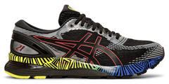Asics Gel Nimbus 21 Ls кроссовки для бега мужские черные