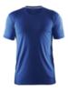 Craft Mind Run мужская спортивная футболка синяя - 1