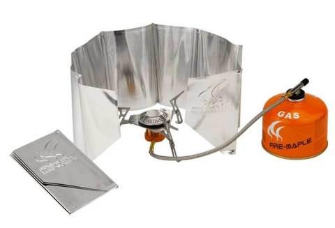 Fire-Maple Windshield 501 ветрозащитный экран