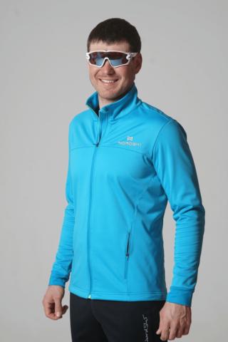 Nordski Jr Motion разминочная куртка детская breeze
