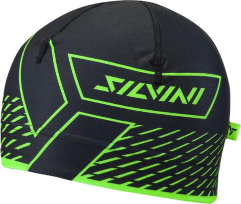Silvini Pala гоночная шапка black-lime