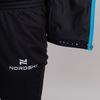 Nordski Base тренировочная куртка мужская black-blue - 6