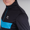 Nordski Base тренировочная куртка мужская black-blue - 3