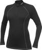 Термобелье Рубашка Craft Active Zip женская black - 1