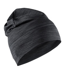 Craft Melange Jersey шапка черная