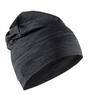 Craft Melange Jersey шапка черная - 1