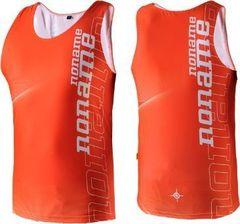 Noname Clubline Top Digi UX майка для бега мужская оранжевая