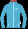 Nordski Premium Run детская ветровка для бега голубая - 2
