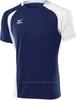 Mizuno Trade Top 351 футболка волейбольная мужская dark-blue - 1