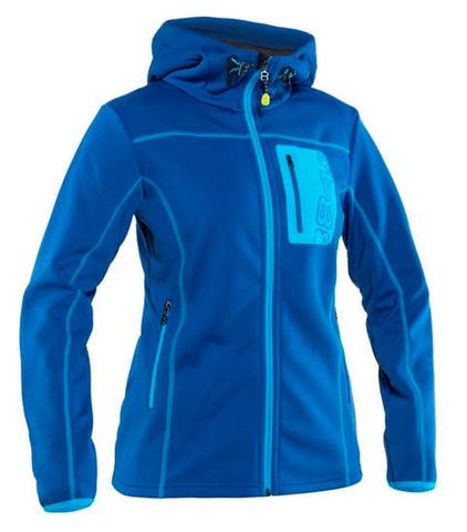Толстовка 8848 Altitude ALYSSA женская BERLINER BLUE