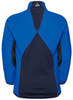 Odlo Stryn Print детский лыжный костюм blue-navy - 3
