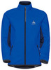 Odlo Stryn Print детский лыжный костюм blue-navy - 2
