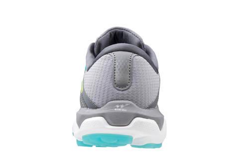 Mizuno Wave Horizon 4 кроссовки для бега женские серые