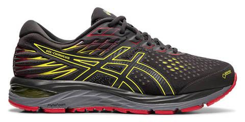 Asics Gel Cumulus 21 GoreTex мужские кроссовки для бега черные-красные
