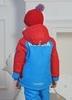 Nordski Kids National утепленная куртка детская blue - 2