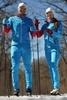 Nordski Jr National разминочный костюм детский blue - 3