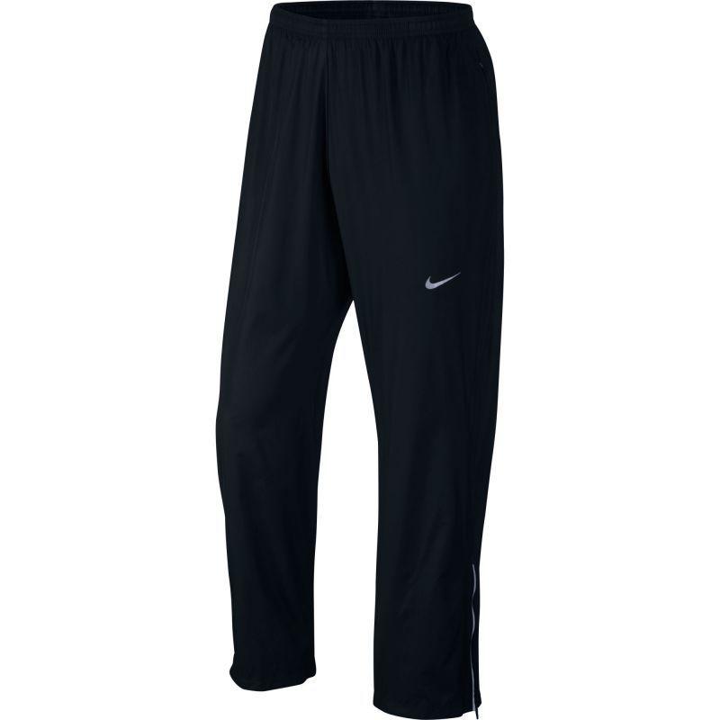 Брюки спортивные Nike Racer Woven Pant чёрные