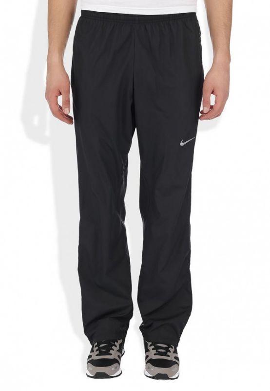 Брюки спортивные Nike Racer Woven Pant чёрные - 3