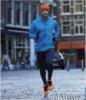 Asics Gel-Kayano 20 кроссовки для бега оранжевые - 4