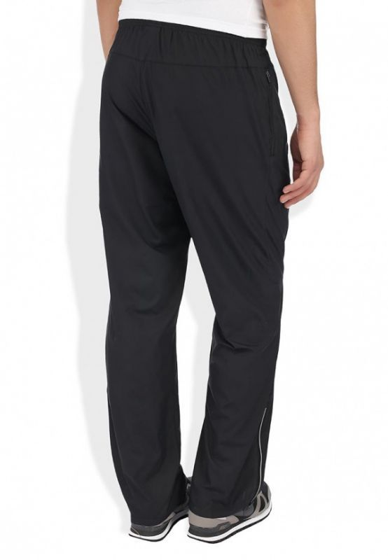 Брюки спортивные Nike Racer Woven Pant чёрные - 4