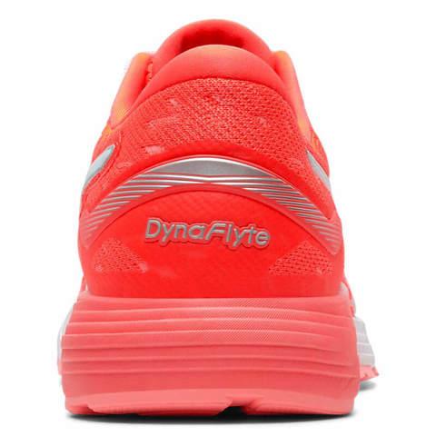 Asics Dynaflyte 4 кроссовки для бега женские коралловые