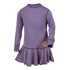 Janus Ridder Slitesterk платье термобелье для девочек сиреневое