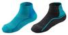 Mizuno Active Training Mid 2p комплект носков синие-черные - 1