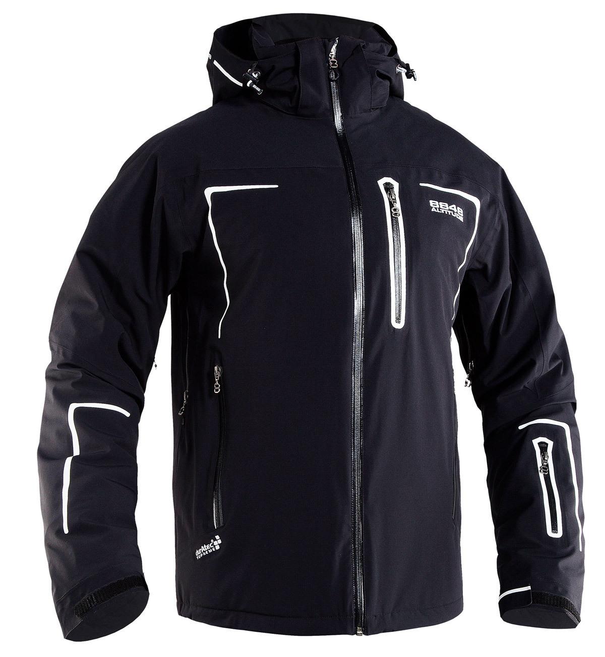 Горнолыжная куртка 8848 Altitude Vector Black
