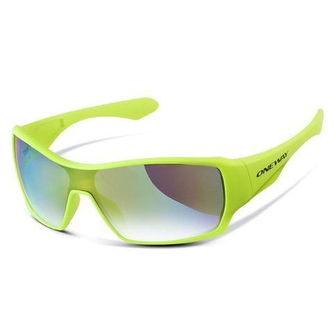 One Way Logic спортивные очки neon yellow