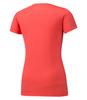 Mizuno Heritage 06 Tee футболка для бега женская коралловая - 2