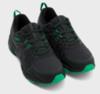 Asics Gel Venture 7 кроссовки-внедорожники для бега мужские черные-зеленые - 2