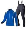 Лыжный костюм унисекс Noname Flow in Motion синий - 1