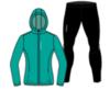 Nordski Run Premium беговой костюм женский Dark Breeze-Black - 3