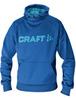 Толстовка Craft Flex Hood мужская blue - 1