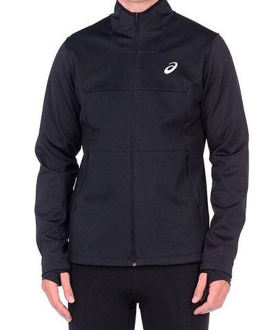 Asics Warm Running Jacket утепленная куртка для бега мужская черная