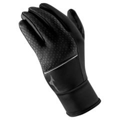 Mizuno Bt Stretch Glove перчатки утепленные черные