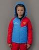 Nordski Jr National 2.0 утепленный лыжный костюм детский red - 2