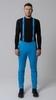 Nordski National разминочный лыжный костюм мужской blue - 2