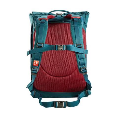 Tatonka Grip Rolltop Pack городской рюкзак teal green