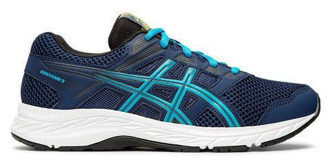 Asics Gel Contend 5 Gs кроссовки беговые детские синие