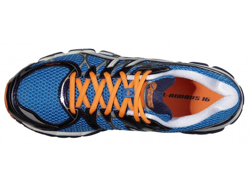 Asics Gel-Nimbus 16 кроссовки для бега мужские - 2