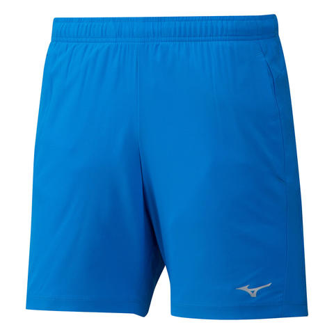 Mizuno Impulse Core 7.0 Short шорты для бега мужские синие